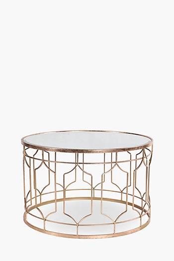 Geometric Regal Coffee Table