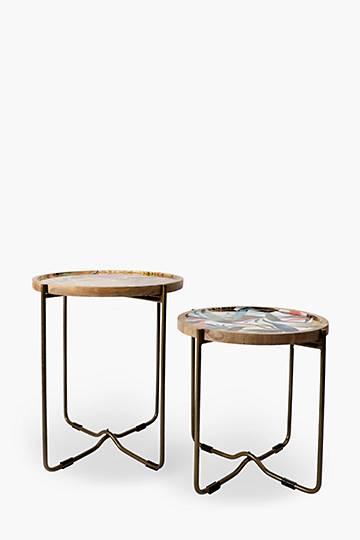 Hanna Nested Side Tables