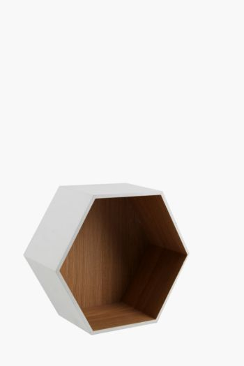 Honeycomb Wall Shelf