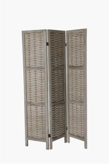 3 Panel Woven Screen