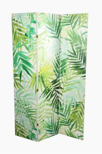 Printed Palm Screen