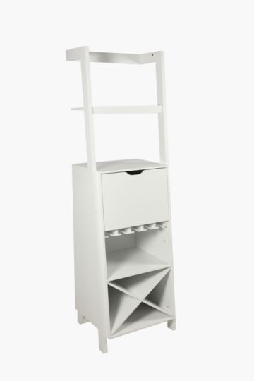 Wine Holder Ladder Shelf