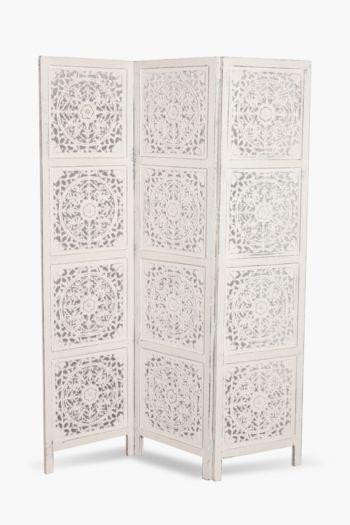 Wooden Handcarved Screen