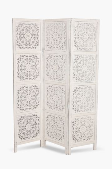 Wooden Handcarved Screen