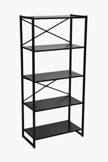 High Metal Shelf