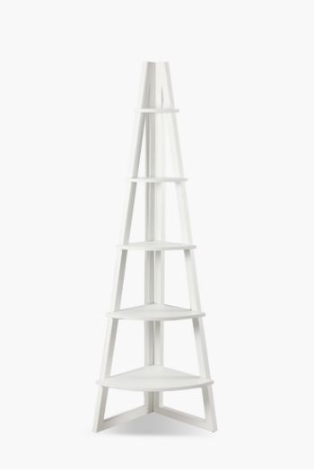 Ladder Corner Shelf