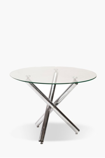 Round Spider Dining Table