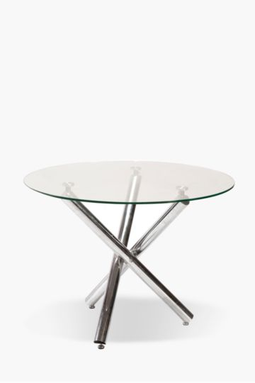 Round Spider 4 Seater Dining Table