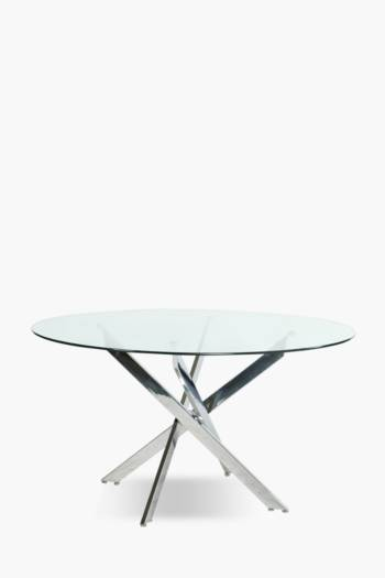 Razor 6 Seater Round Dining Table