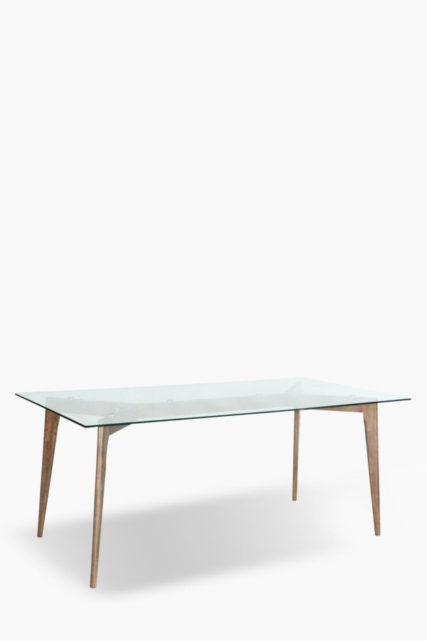 Wishbone 6 Seater Dining Table