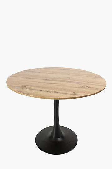 Sawyer 4 Seater Round Dining Table