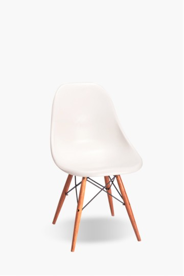 Retro Shell Chair