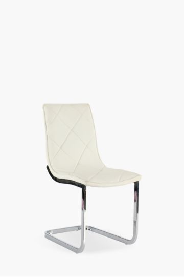 S-Shaped Dining Chair