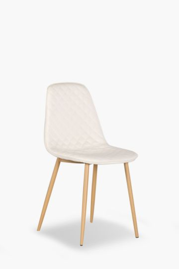Cruz Quilted PU Chair