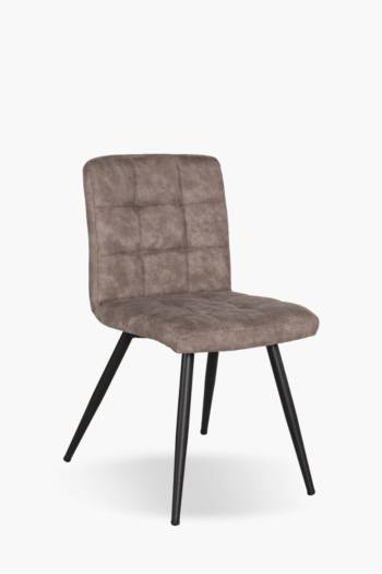 Quilted Pu Dining Chair