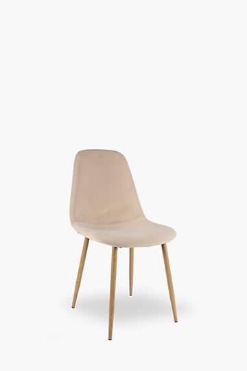 Cruz Velvet Corduroy Chair