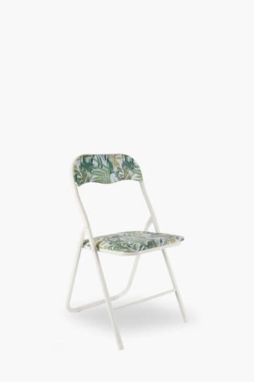 Metal Flip Chair