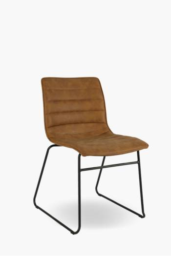 Verona Ribbed Dining Chair
