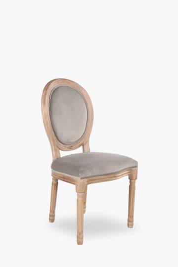 Charlotte Velvet Chair