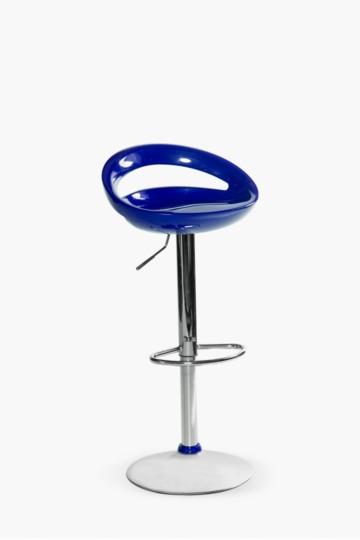 Round Acrylic Bar Chair