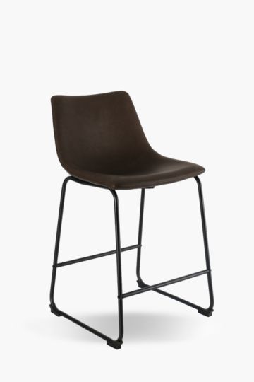 PU Metal Bar Chair