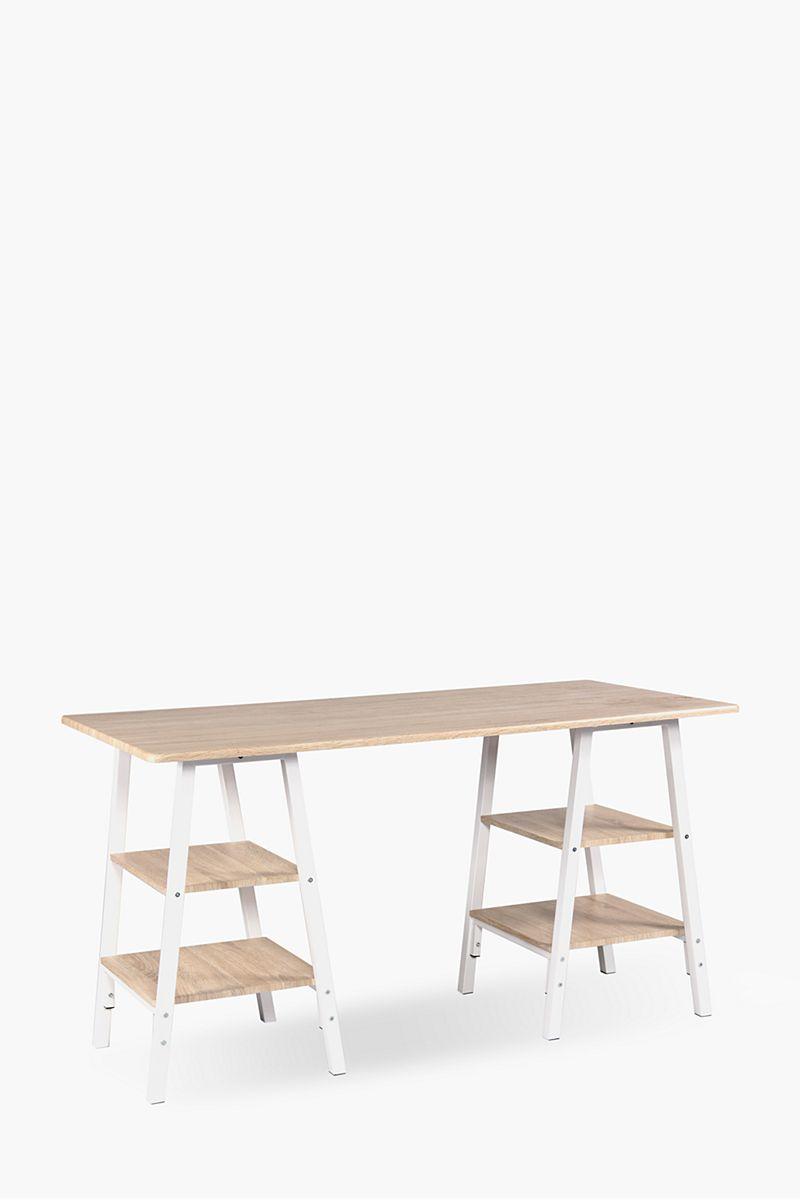 Trestle Desk - Office Desks - Shop Office - Furniture - Shop