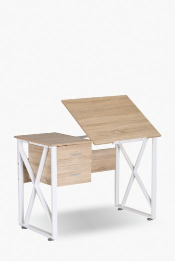 Adjustable Pivot Desk