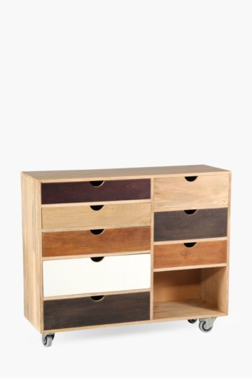Colorado 8 Drawer Chest