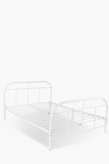 Charlton Metal Double Bed
