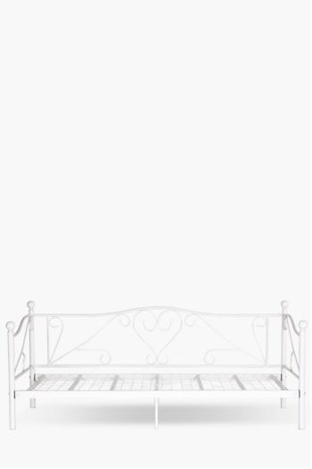 Scroll Metal Daybed