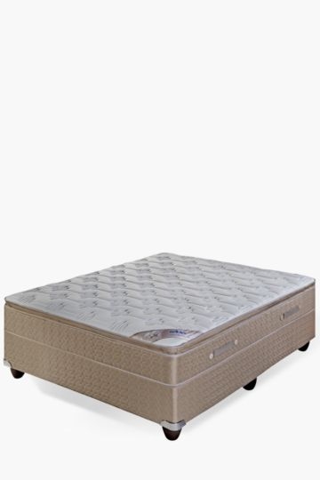 Edblo Waldorf 7 Crown Pillow Top 137cm, Double Mattress