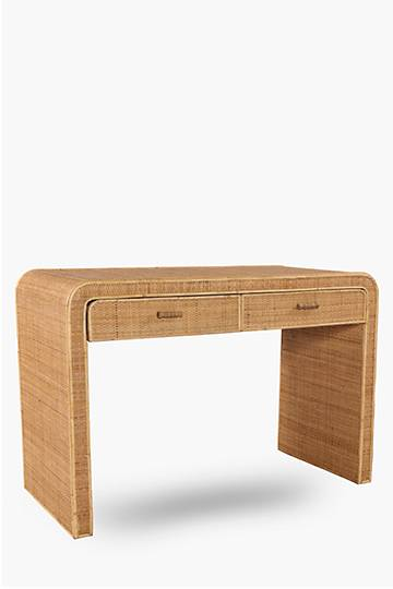 Mawi Woven Dressing Table