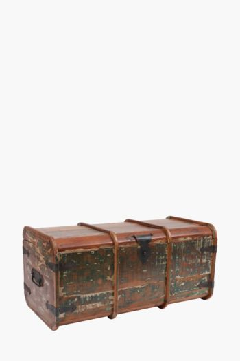 Travel Chest Bed Box