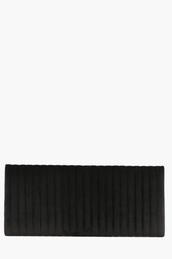 Ribbed Velvet Headboard