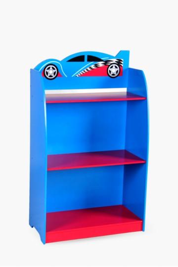 Racing Car Bookshelf