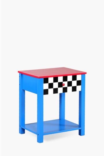 Racing Car Pedestal