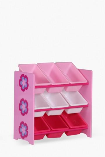 Butterfly Storage Shelf