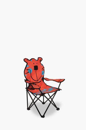 Lion Camp Chair