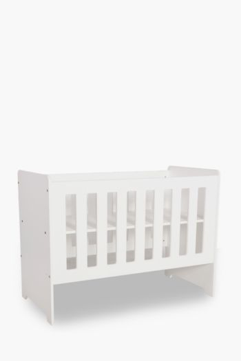 Wooden Baby Cot Large