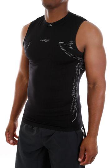 Sleeveless Compression Vest