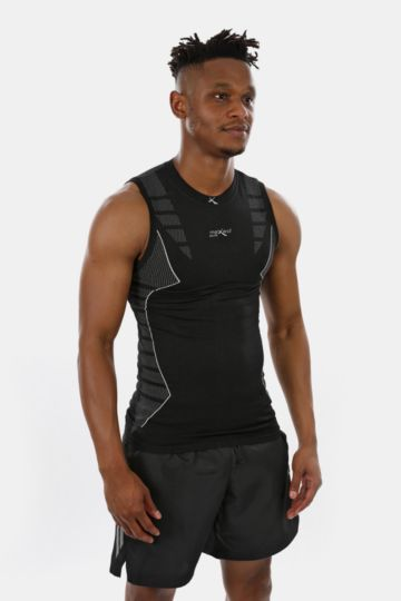 2d91a892471cf Sleeveless Compression Top Quick View
