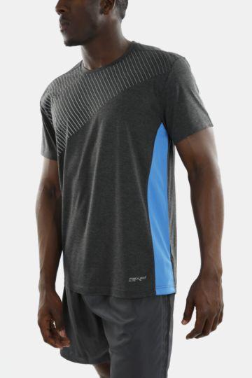 Colourblock Dri-sport T-shirt