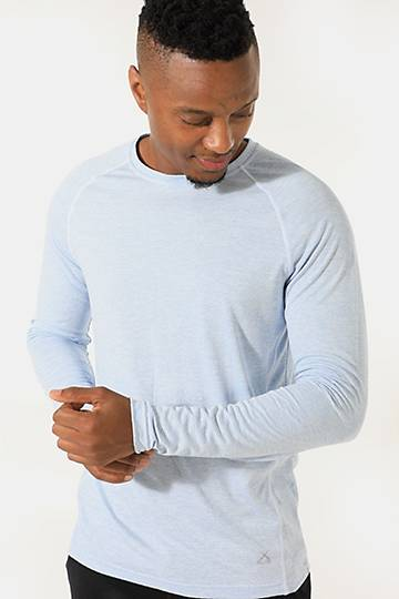 Elite Dri-sport Long Sleeve Active Top