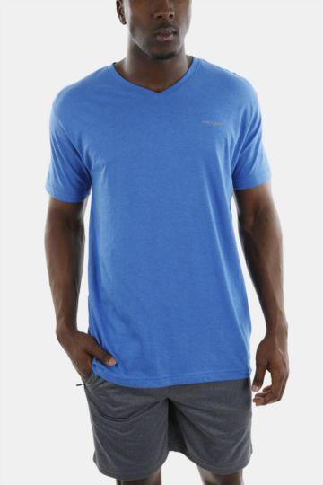 V-neck Dri-sport T-shirt