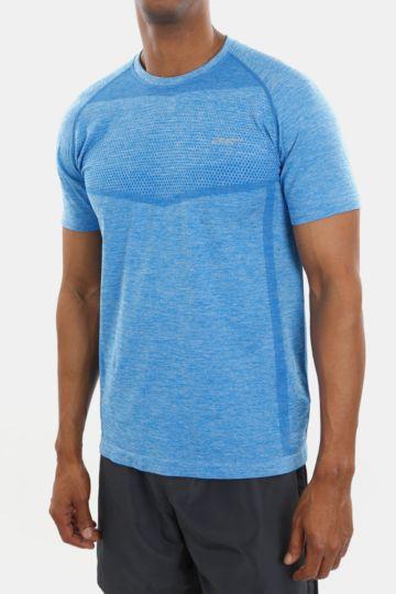 Seamless Knit Dri-sport T-shirt