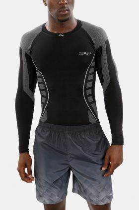 Seamless Long Sleeve Compression Top