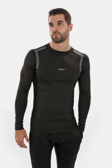 3e7e1a536b Long Sleeve Compression Top