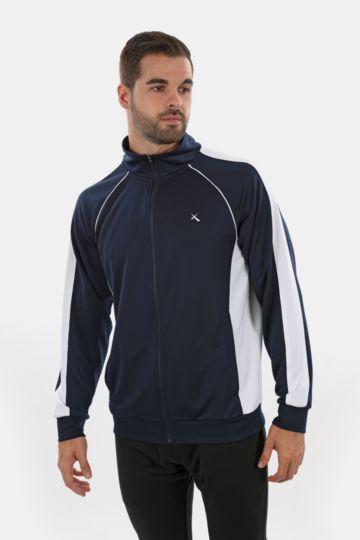 Zip-through Turtleneck Jacket