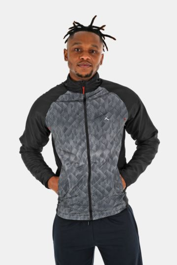 Zip-through Active Jacket