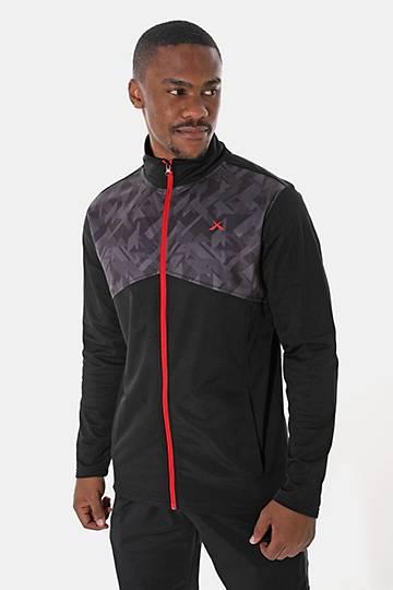 Zip-through Tricot Jacket